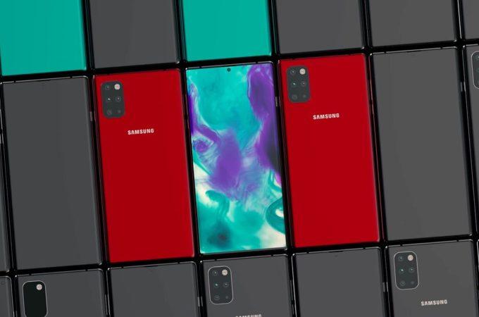 Galaxy Note 10 Pro | Concept Phones
