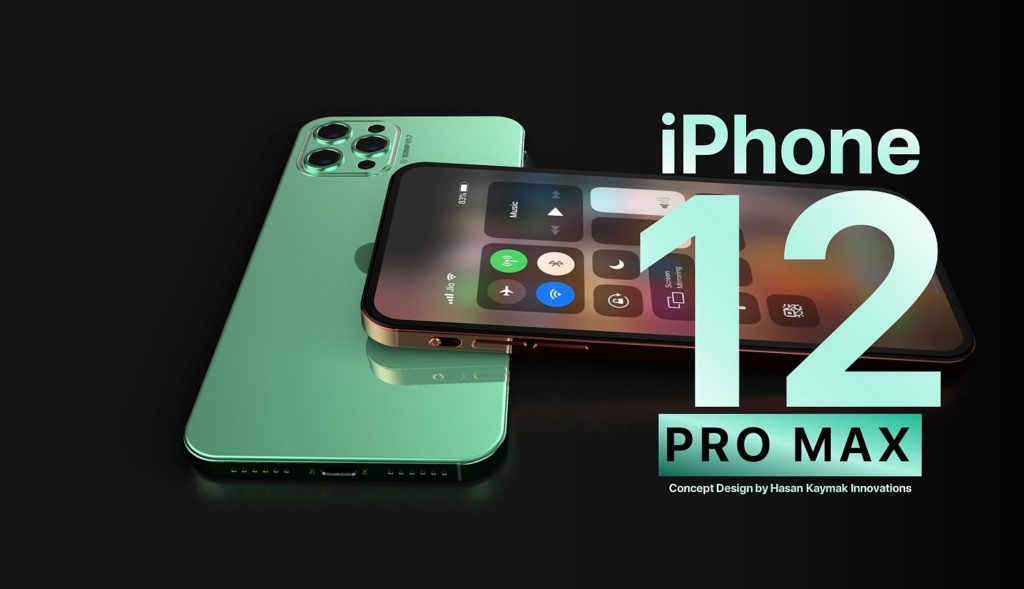 iPhone 12 Pro Max Opts for 108 Megapixel Camera in Fresh Renders – Concept  Phones
