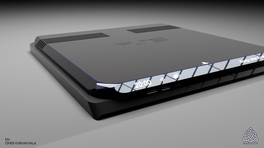 Playstation 5 Concept Renders Are Possibly Better Than The Dev Kit Concept Phones