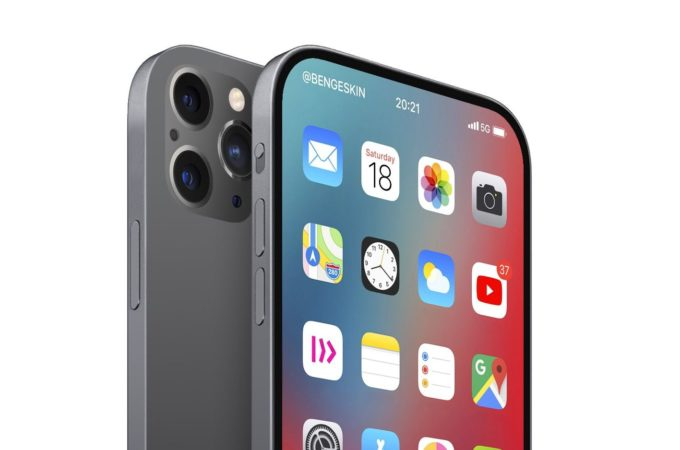 2021 iPhone to Get Rid of Ports, Notches, Holes, Cutouts ...