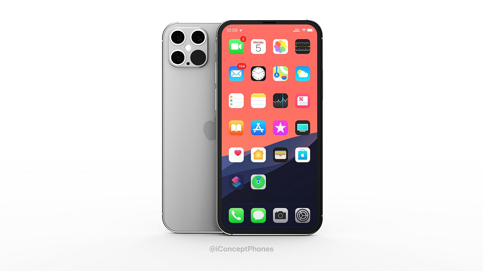 Iphone 12 Pro Max Already Gets Unboxed In Hasan Kaymak S Renders And Video Concept Phones