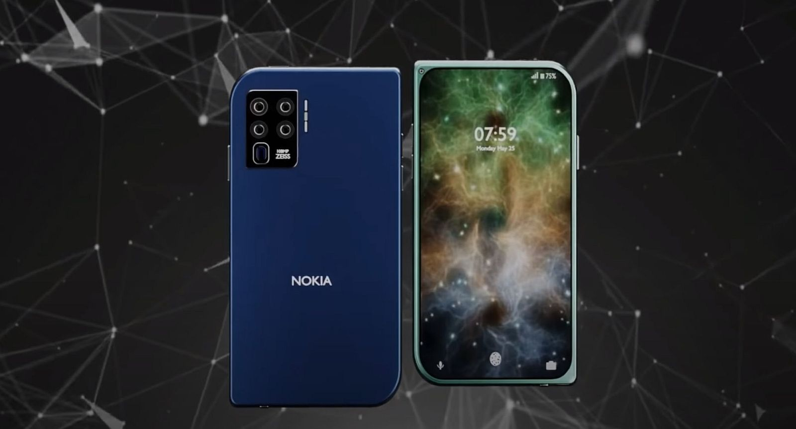 Nokia 7610 5g Gets The 2020 Treatment With 5 Crazy Cameras Concept Phones