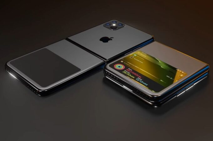 Iphone 12 Flip Gets A Trailer Obviously It S A Foldable Clamshell Concept Phones
