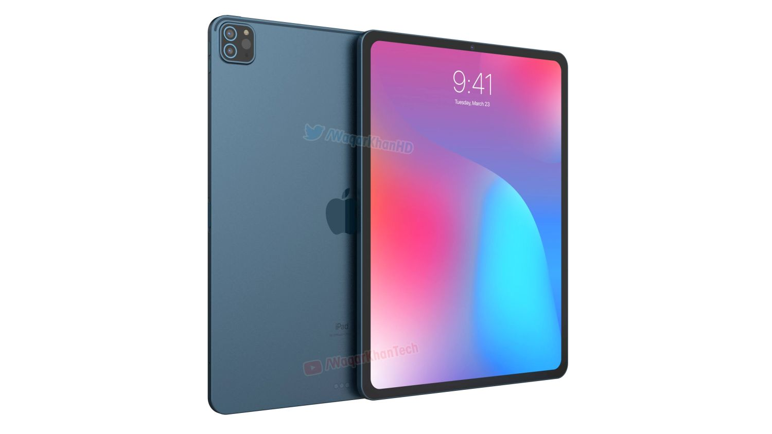 iPad Pro 2021 First Look & Introduction Video Are Here ...