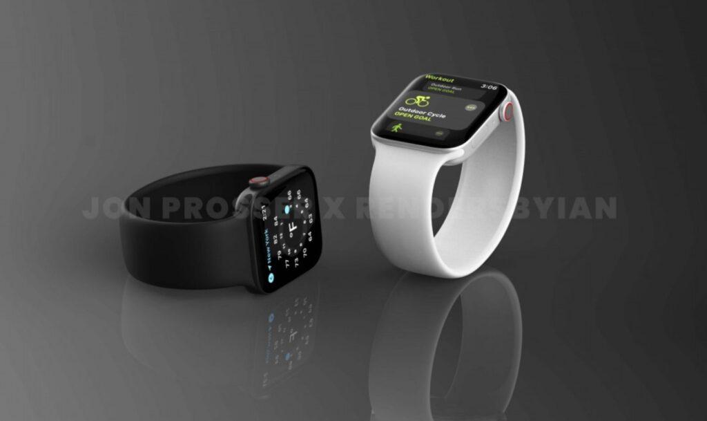 Apple Watch Series 7 Leaked in Renders; Here's What's New ...